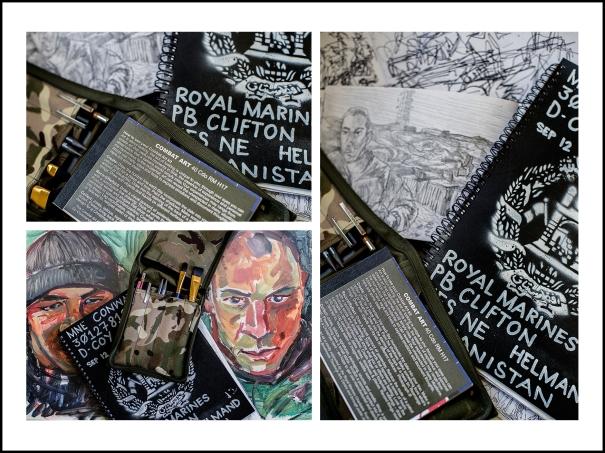 Combat Art Kit - border